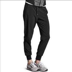 Athleta City Jogger Pants Black 6